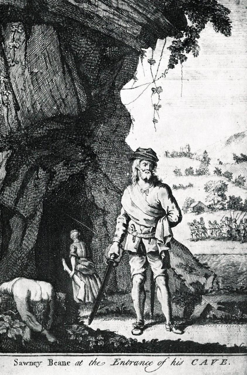 Типичная шотландская семья. :) 16-й век.