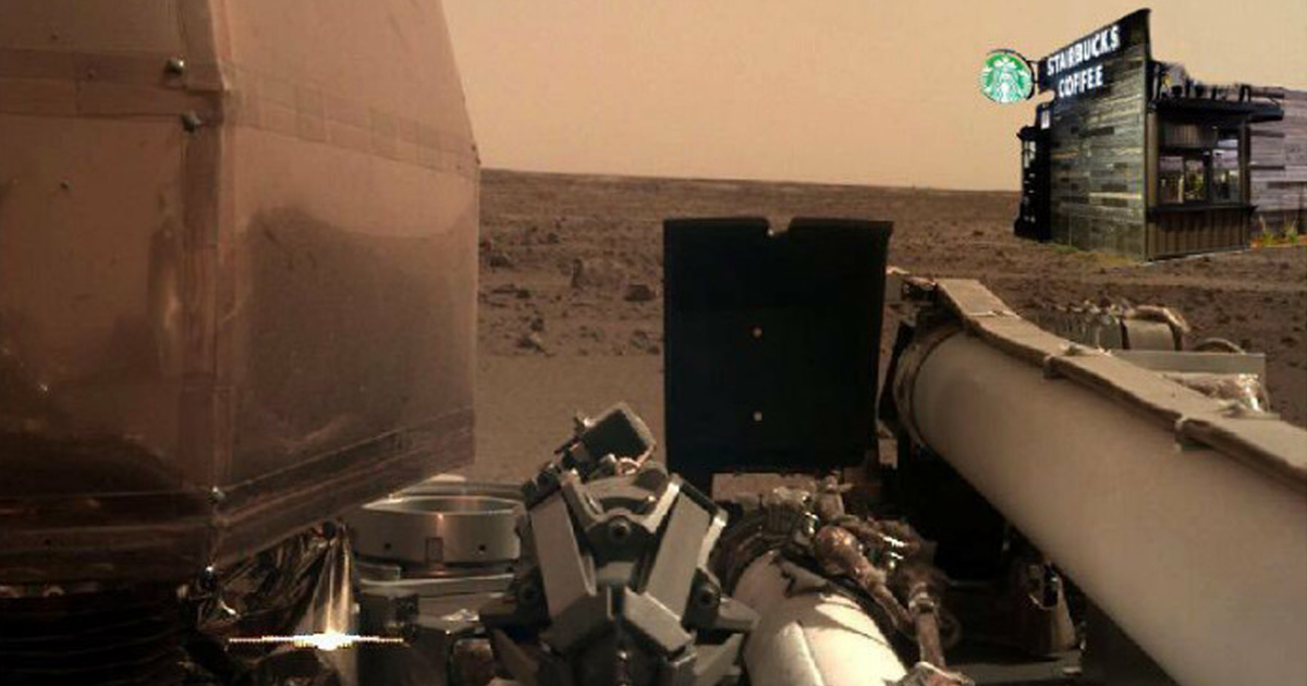 48 Hilarious Reactions To NASA's InSight's First Photos From Mars