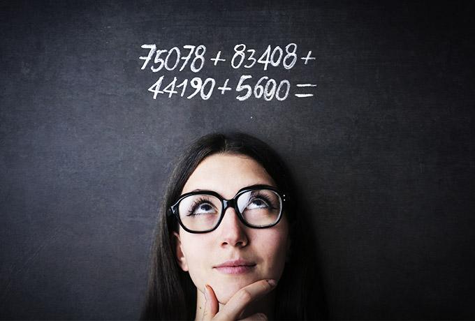 10 быстрых математических трюков
