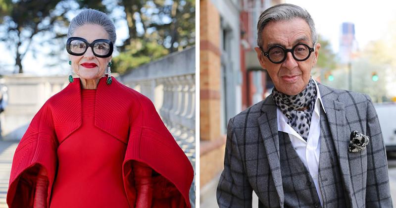 69 модников, которые доказывают, что возраст - лишь цифра в паспорте