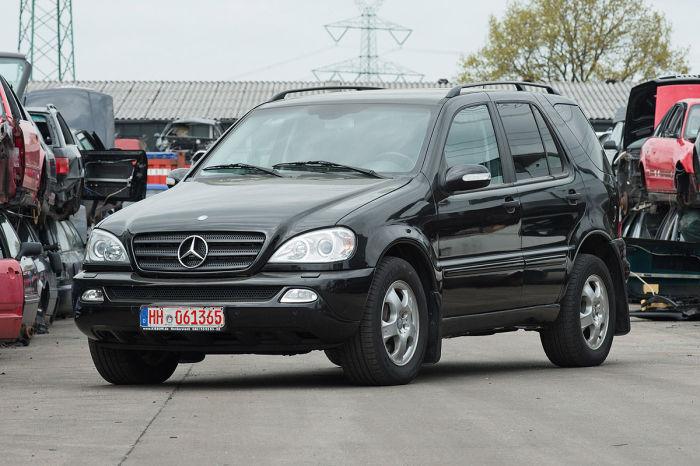 В Германии можно приобрести автомобиль за бесценок