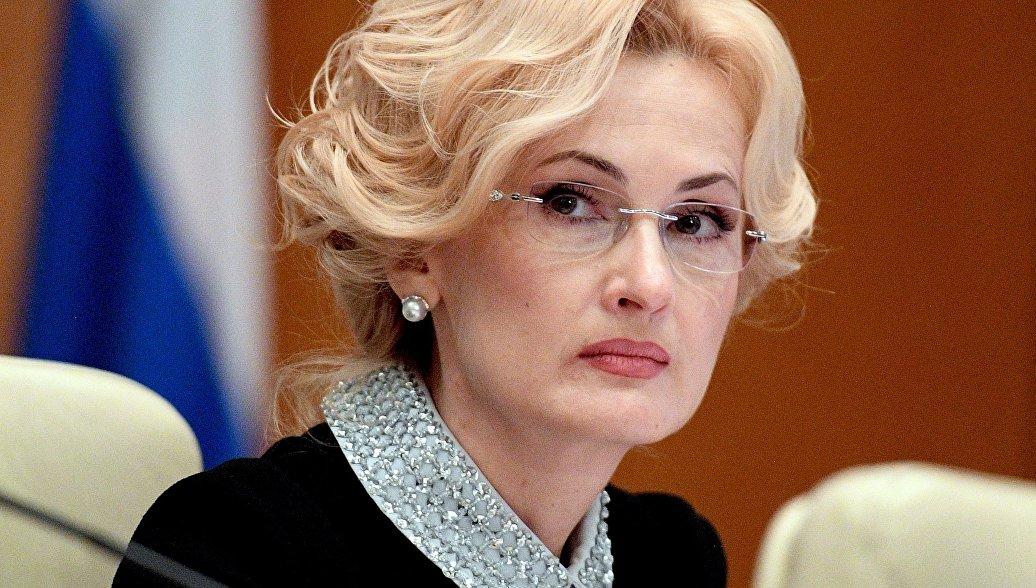 Яровая назвала русофобскими заявления главы ЦРУ в адрес России