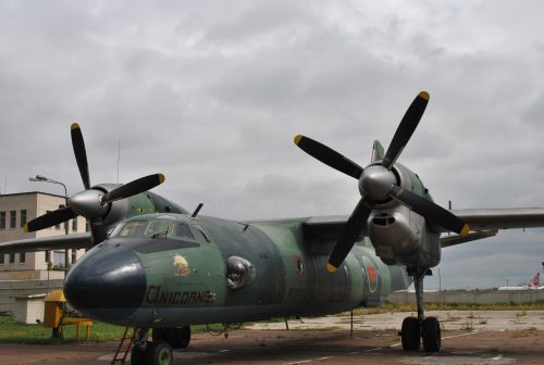 """Киевское ГП """"Завод 410ГА"""" выполняет капитальный ремонт и модернизацию трех Ан-32 ВВС Бангладеш"""