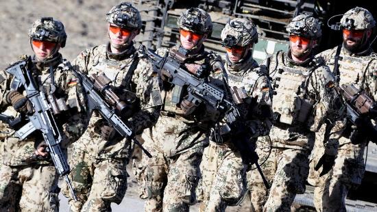 США призвали Германию ввести наземные войска в Сирию
