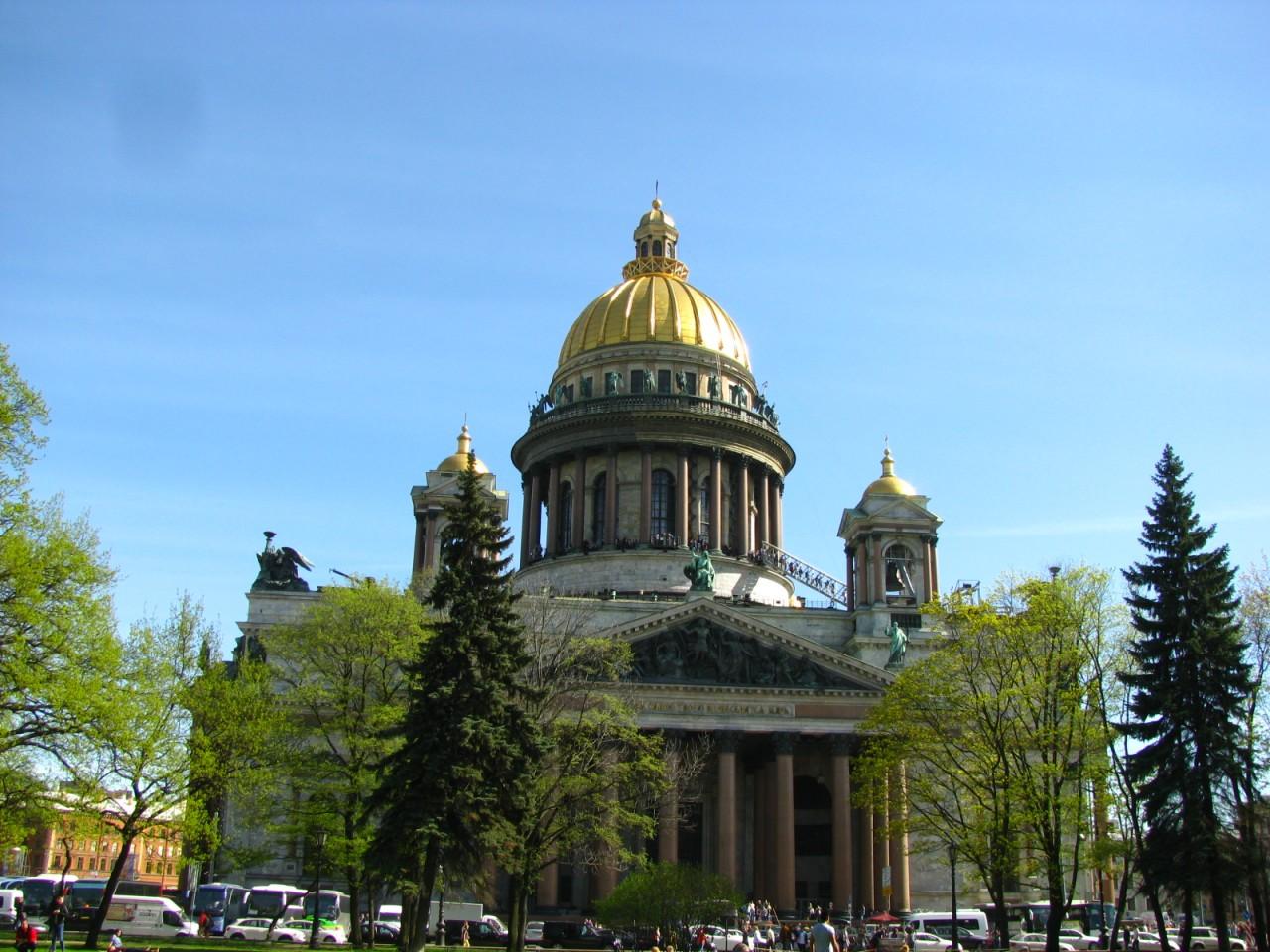 День международного признания Санкт-Петербурга