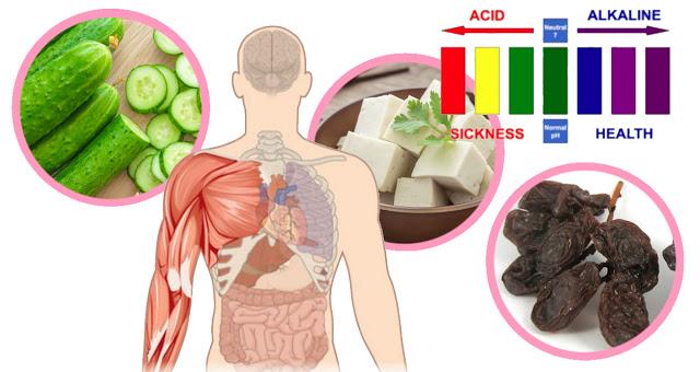 4 признака того, что Ваше тело слишком кислотное, и как это исправить