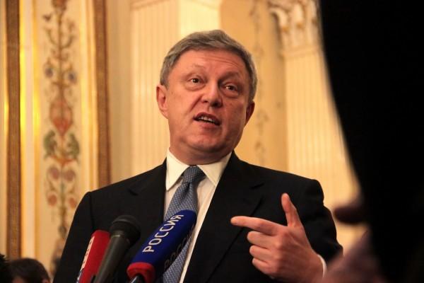 Явлинский: Власть забила пят…