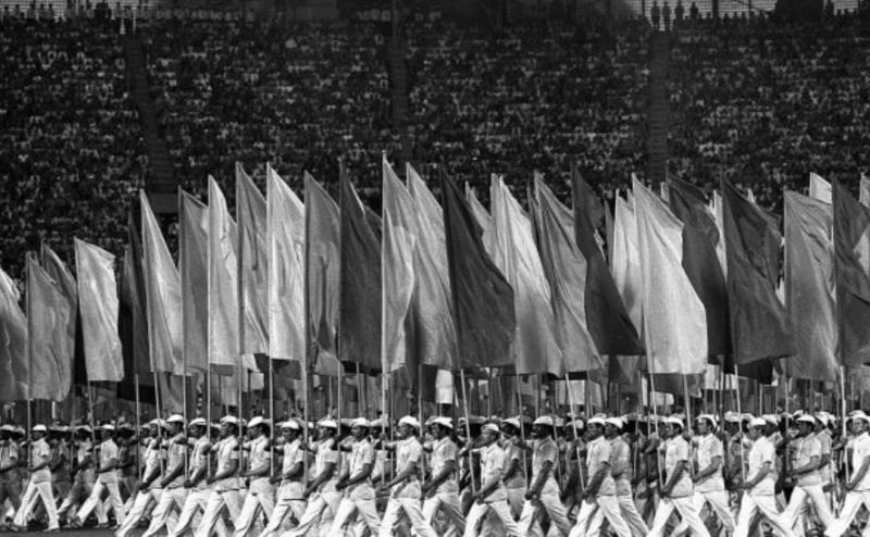 Почему СССР не участвовал в …