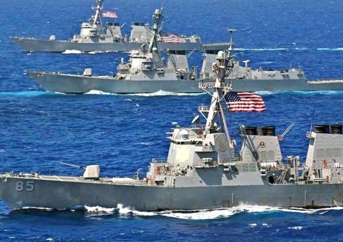 СМИ сообщили о планах Вашингтона отправить корабли в Чёрное море