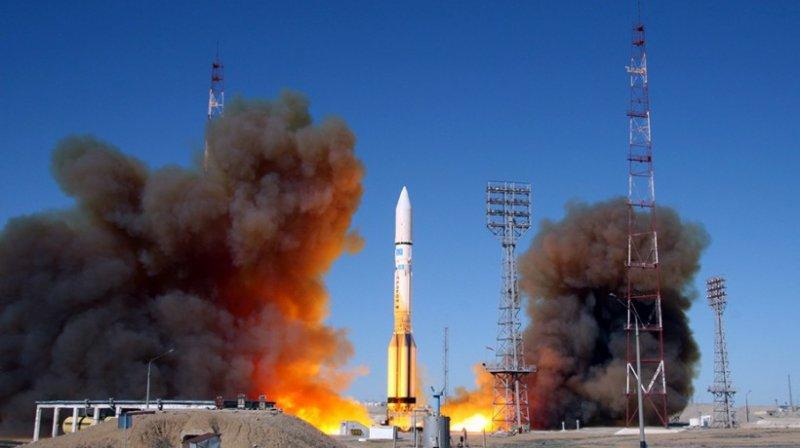 На российские ракеты установят видеокамеры