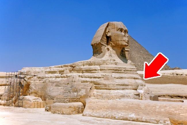 5 загадок Древнего Египта, о которых мы знаем, но разгадать их не можем