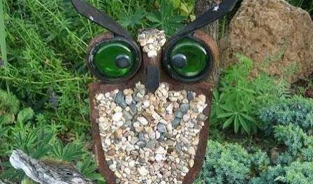 Идеи для дачных и садовых поделок. Мастер-класс и много фото