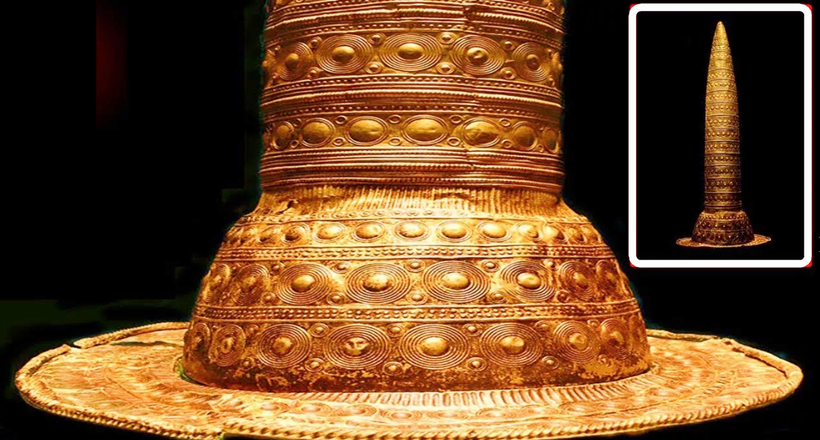 Берлинская золотая шляпа: др…