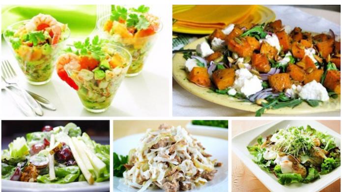 ТОП-5 салатов, которые обязательно должны попробовать!