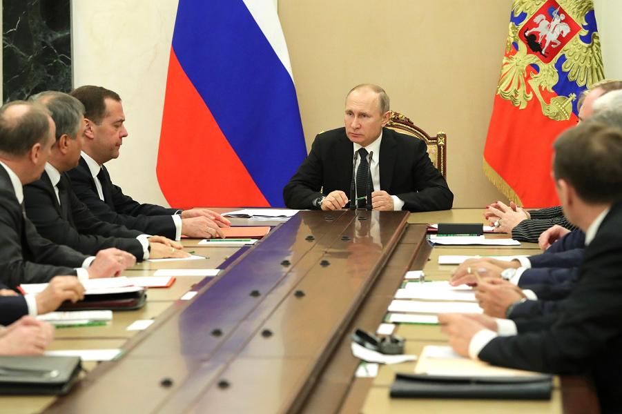 Технический или политический? Станет ли Путин ломать систему власти?