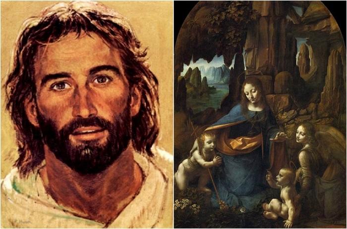 10 картин известных художников на библейские темы