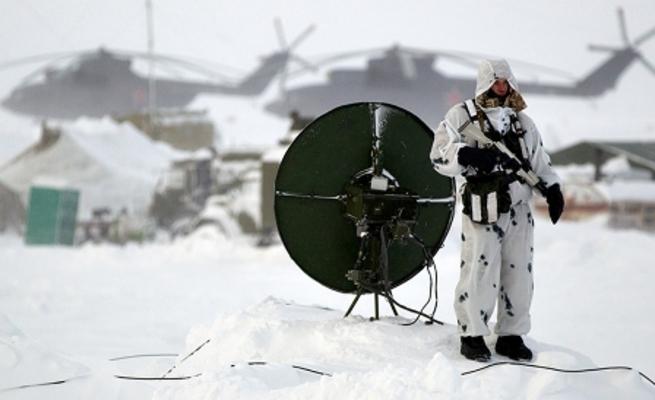 Российская Арктика: открыта для друзей, на замке – для недругов