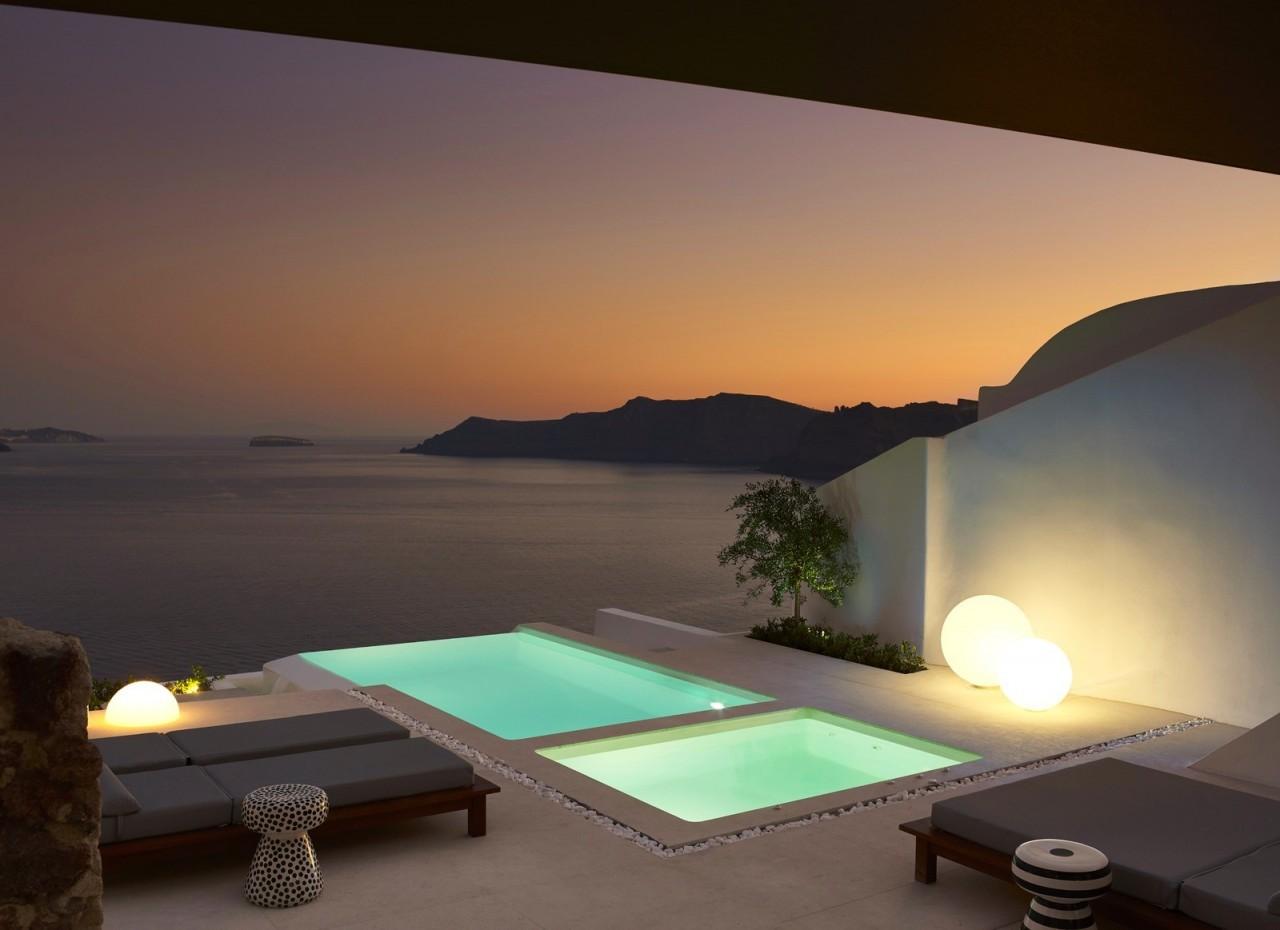 Летняя резиденция на вулкане
