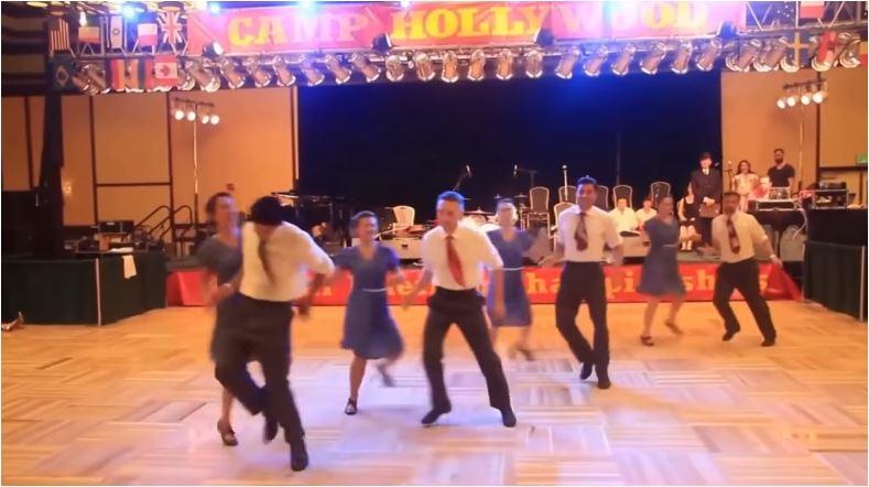 А мы танцуем!