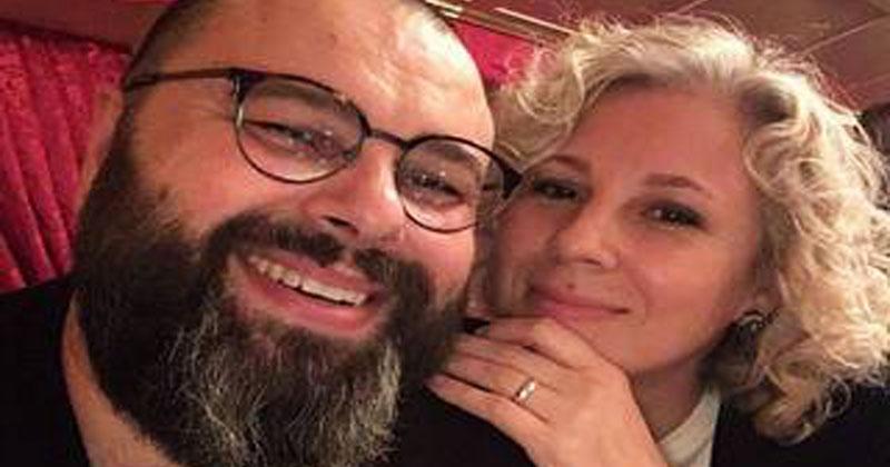 В день рождения супруги Фадеев преподнес ей неожиданный сюрприз