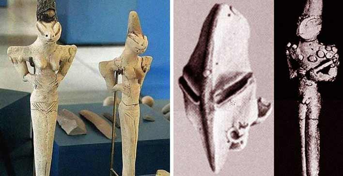 Люди-ящеры жили 7000 лет назад?