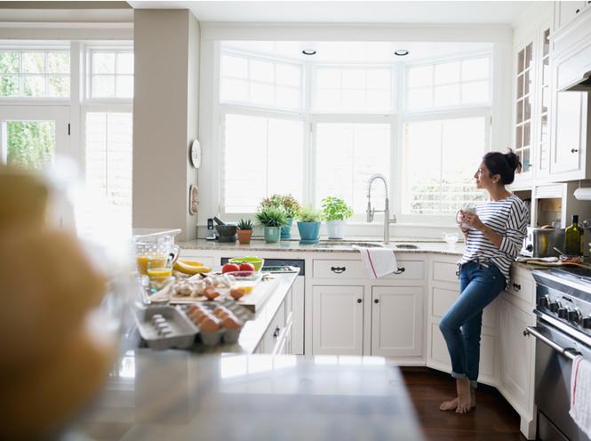 7 лайфхаков для обустройства кухни бизнес-вумен
