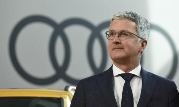 Глава автоконцерна Audi взят под арест
