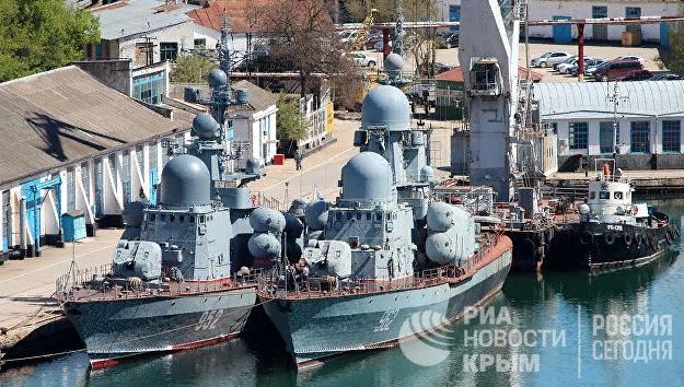 Севастопольские судоремонтники требуют отозвать пенсионную реформу
