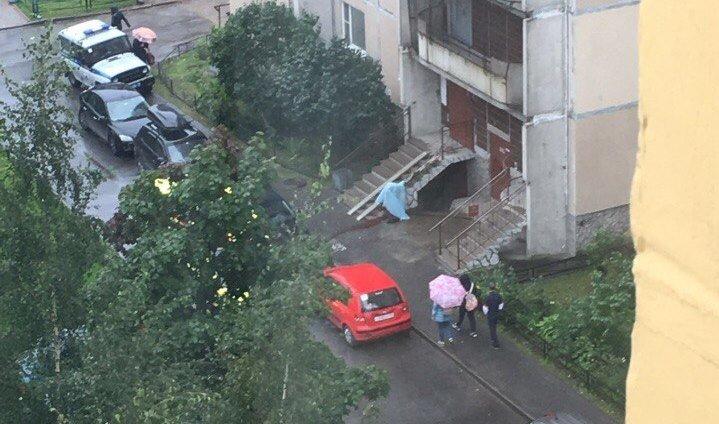 В Новосибирске погиб 3-летний малыш, выпавший из окна 8-го этажа