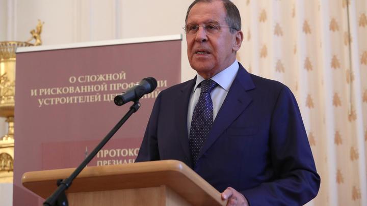 «Политическое бешенство» Запада Россию не напугало: Терпение Лаврова лопнуло!