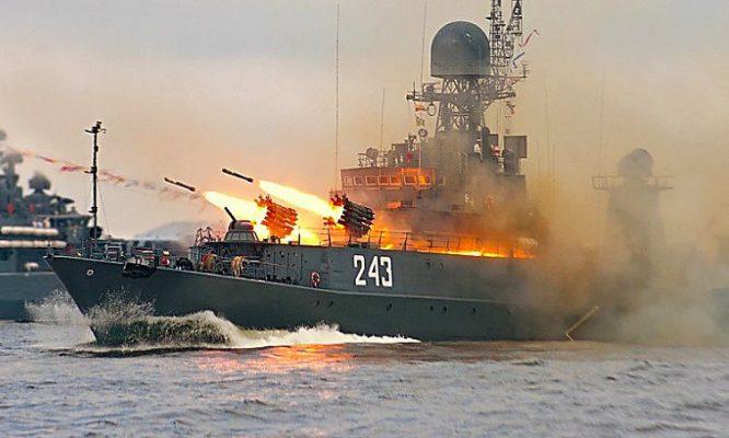 Гибель флота ВСУ за считанны…