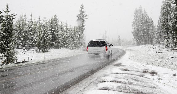 В России могут начать класть дороги с подогревом