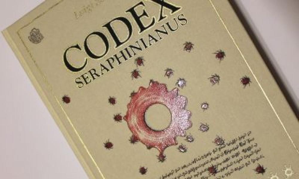Самая странная литературная аномалия — Codex Seraphinianus.