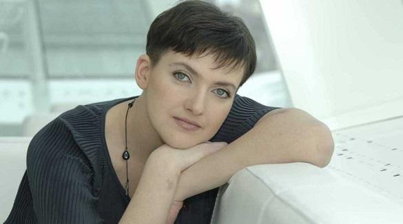 Надежда Савченко: Красота требует жертв