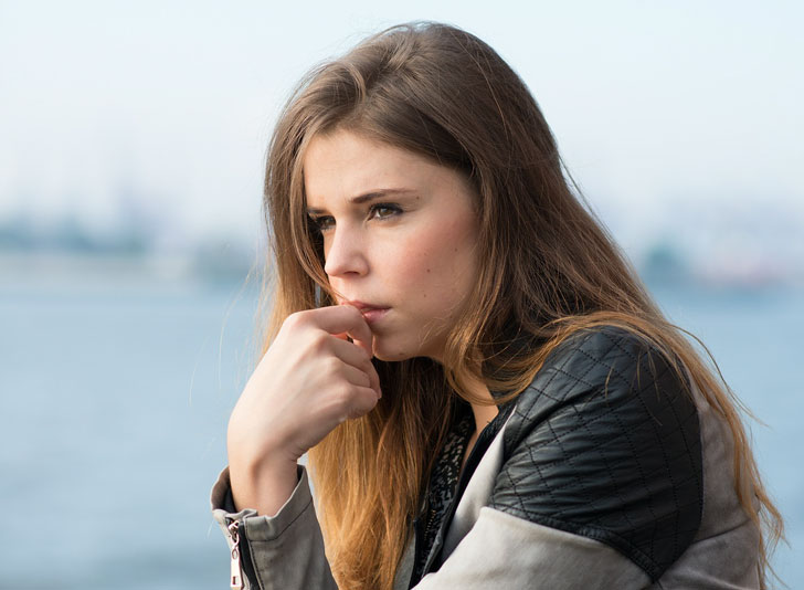 Она развелась и с грустью вспоминает свою недолгую семейную жизнь
