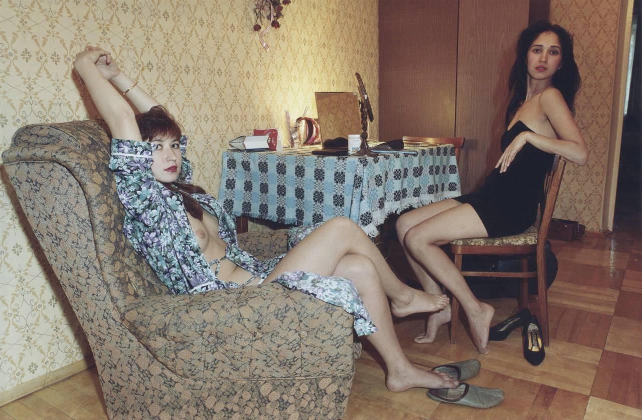 90-ые в странных снимках Сергея Чиликова