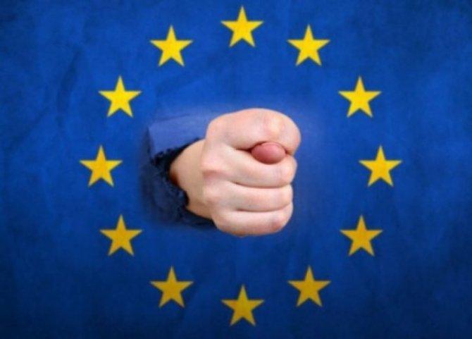 Евросоюз использует Украину