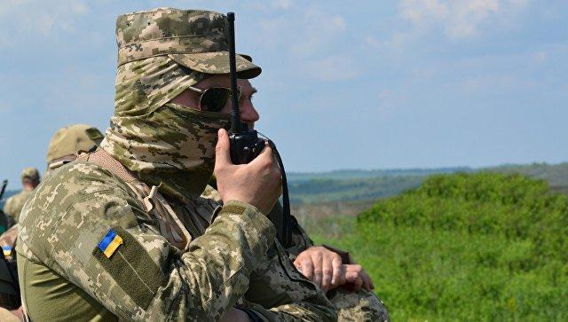 В ЛНР сообщили о прибытии украинского спецназа к линии соприкосновения