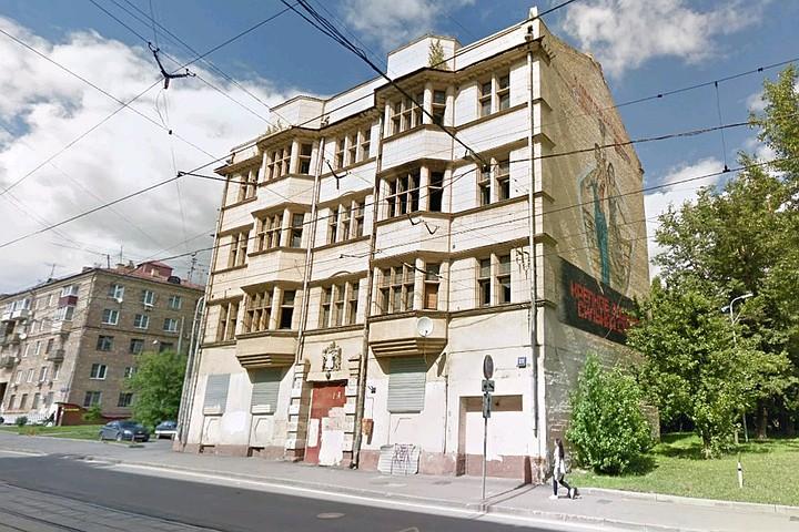 В Москве чуть не сгорел доходный дом Садомовых