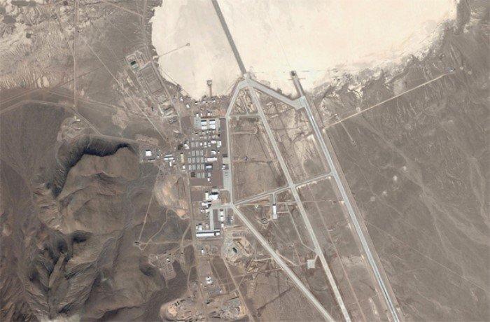 «Зона 51» — бермудский треугольник невадской пустыни