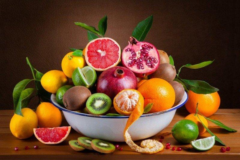 Самые полезные зимние фрукты