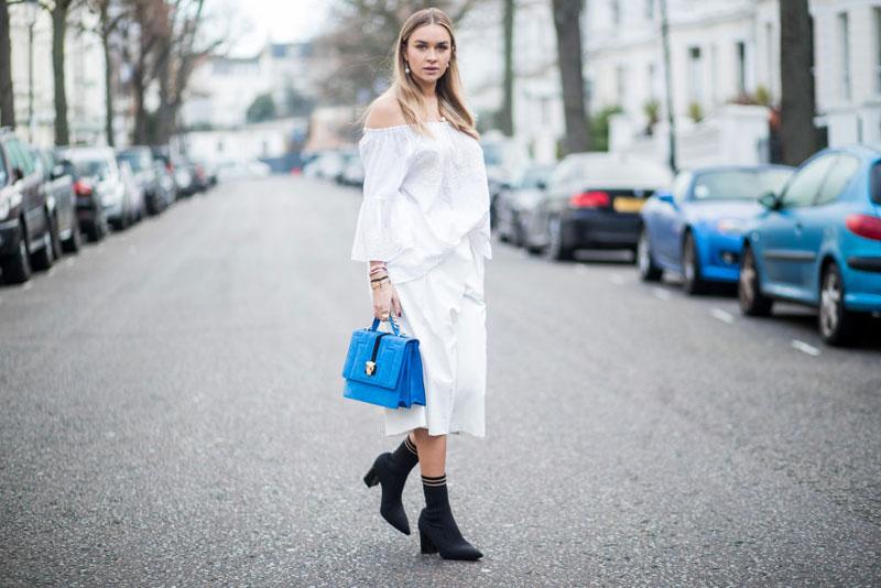 Носки с туфлями — больше не преступление: как правильно быть в тренде весны 2018