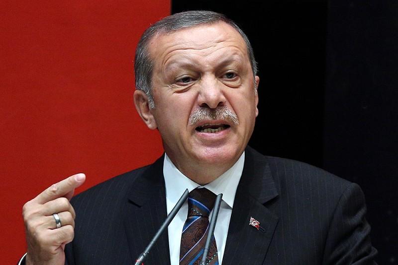 Тирания Эрдогана