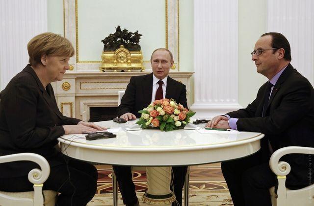 Путин как гарант настоящей д…