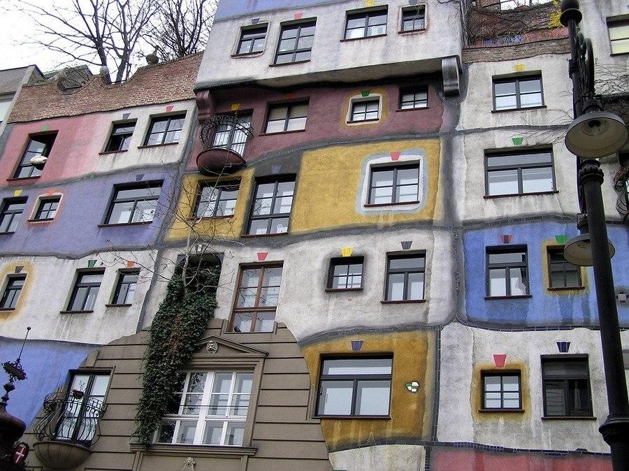 Венский Дом Искусств, Австрия