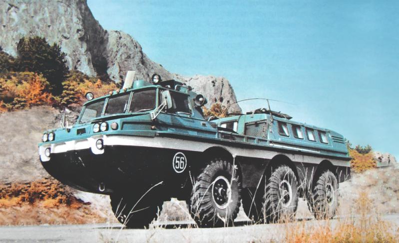 Советские поисково-эвакуационные машины