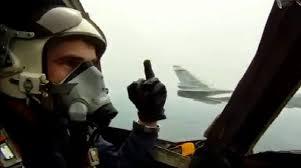 Минобороны России будет считать все самолеты США над Сирией «воздушными целями»