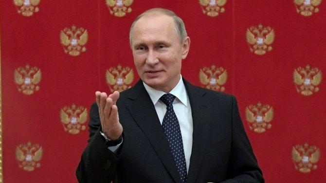 Путин мастерски отбил жалкую атаку немецкого репортёра