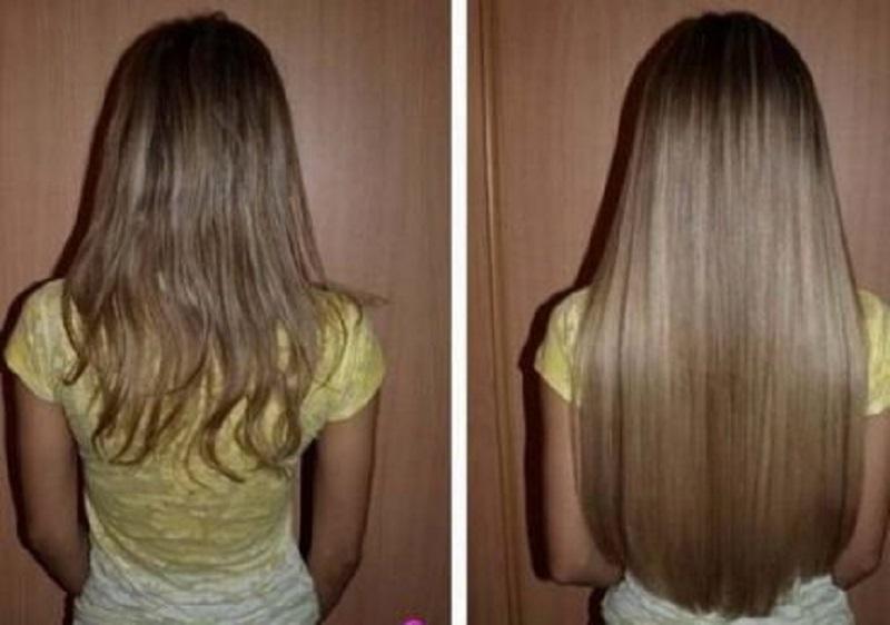 Всего за 1 ночь это домашнее средство сотворит чудо с вашими волосами!