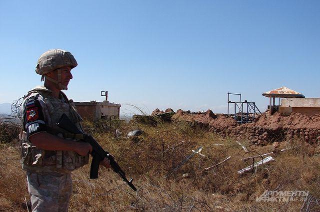 В провинции Хама при обстреле со стороны боевиков погиб сирийский военный
